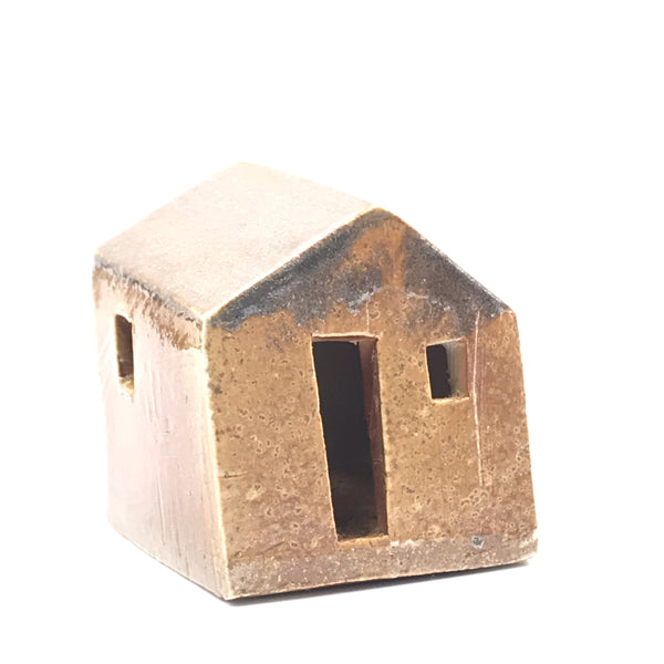Wood Fired Cottage, Brown, 2 1/4 inches
