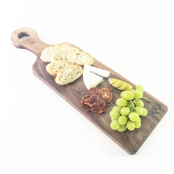 Rectangular Walnut Serving Board