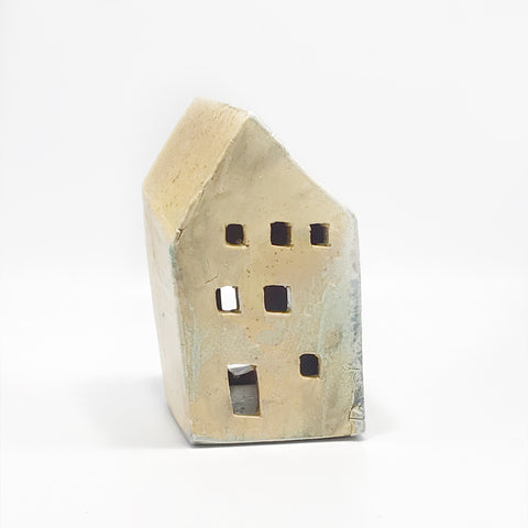 Salt Fired Single Family Home, 3 3/4 inches