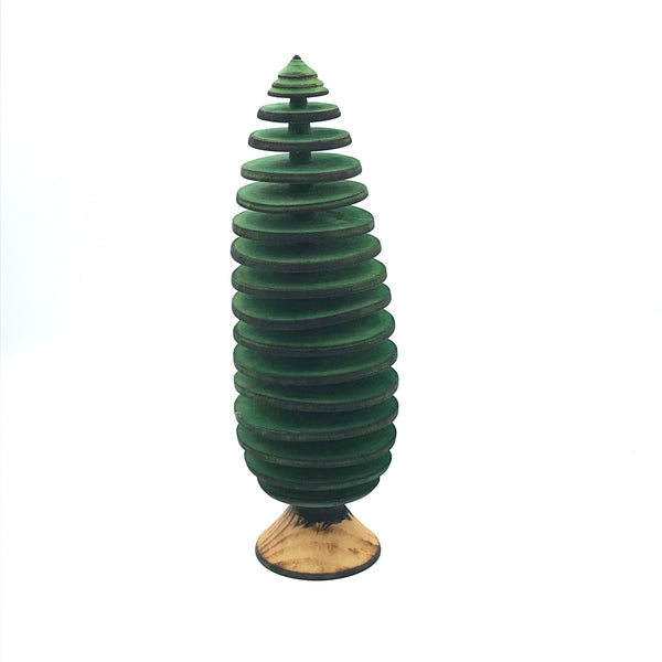 Small Conifers Tree in Green 6 inches