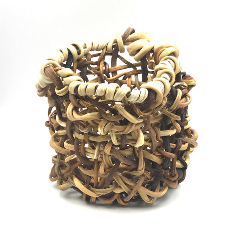 Seaweed Basket 5 x 4 1/2 inches