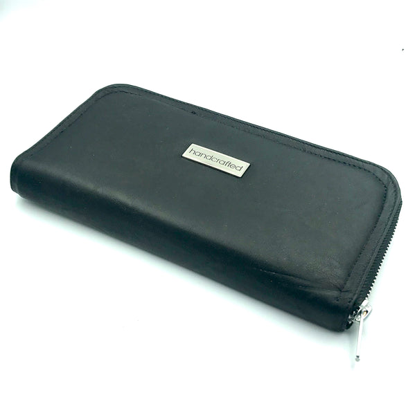 Black Vegan Wallet