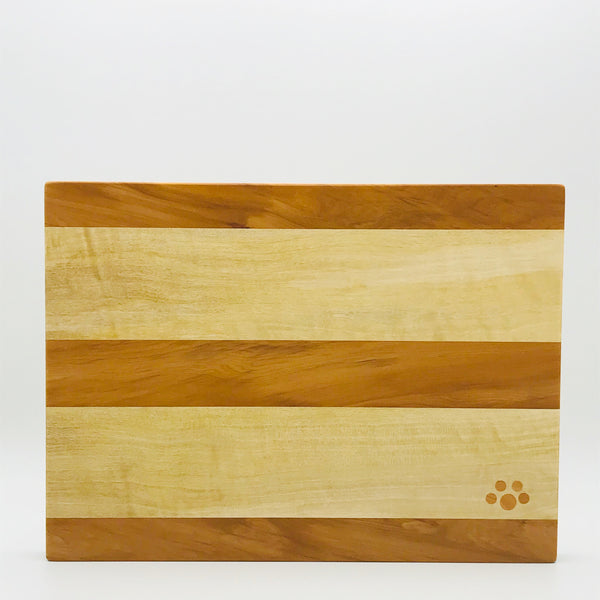 Small Chopping Board, London Plane and Yew 11 3/4 x 8 3/4 inches