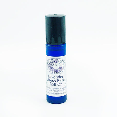 Lavender Stress Release Roll on