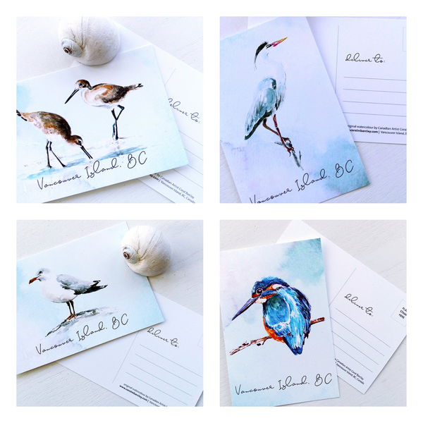 Post Cards by Coral Barclay