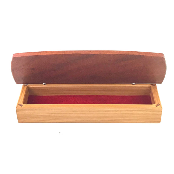 Beech and Cherry Watch or Bracelet Box