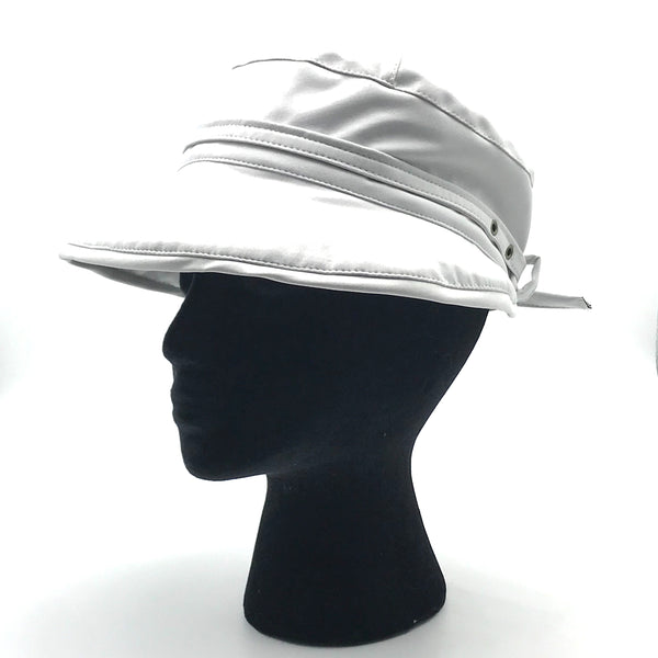 Rainwalker Hat in White