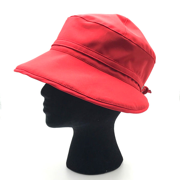 Rainwalker Hat in Red