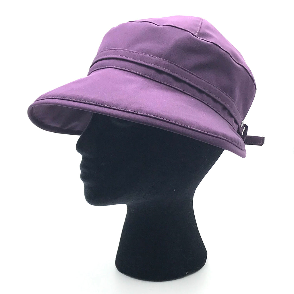 Rainwalker Hat in Plum