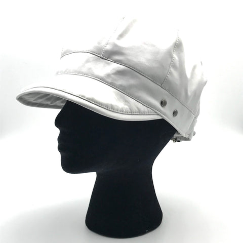 Light Grey Rain Hat - Large
