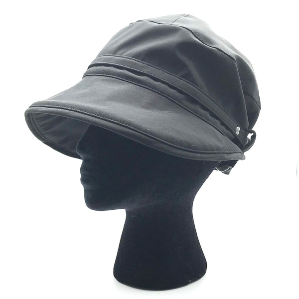 Black Rain Walker Hat  - Large