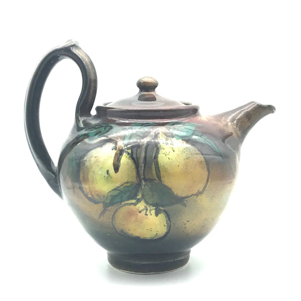 Teapot with Pear Design