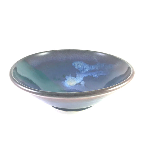 Medium Bowl with Abstract Design