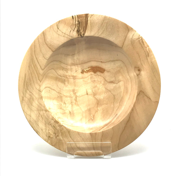 Maple Wooden Bowl - Side Street Studio