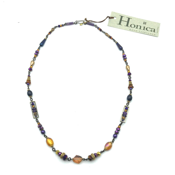 Gloriana Necklace, 24 inches