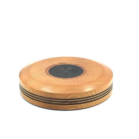 Large Magnetic Pin Holder, Pacific Yew Wood