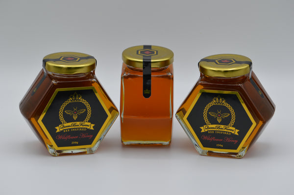 Queen Bee Farms Wildflower Honey
