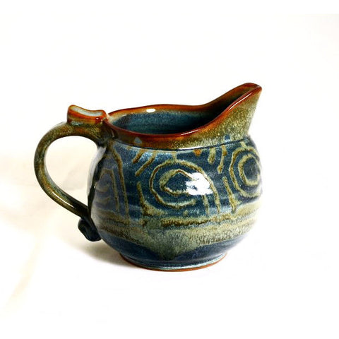CREAM JUG/GRAVY BOAT - Side Street Studio