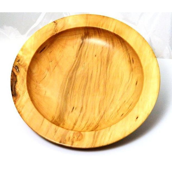 SWEETGUM WOOD FRUIT BOWL