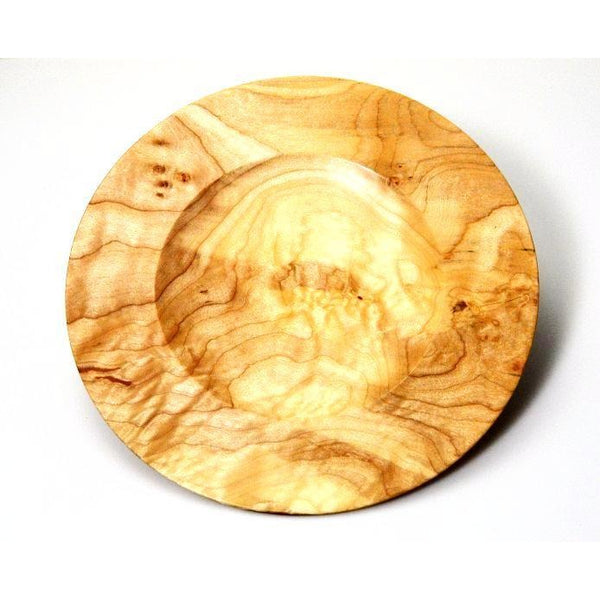 MAPLE WOOD PLATE