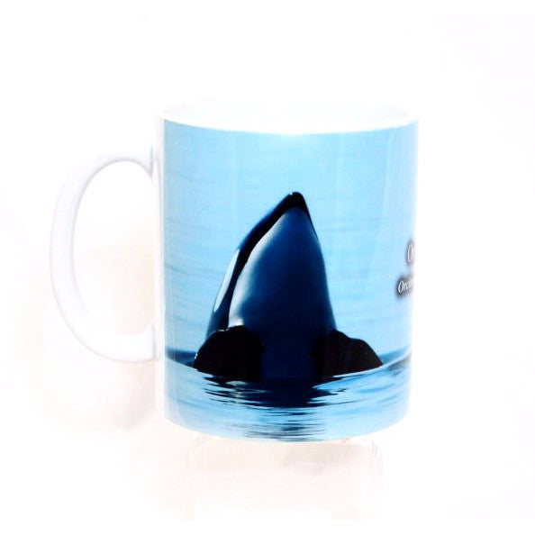 ORCA DESIGN MUG - Side Street Studio  - 1