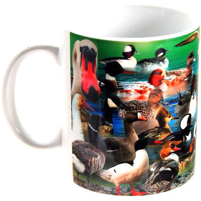 DUCK COLLECTION PRINTED MUG - Side Street Studio  - 1