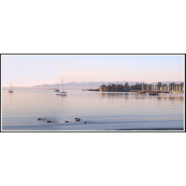 CADBORO BAY AT DAWN GICLEE - Side Street Studio