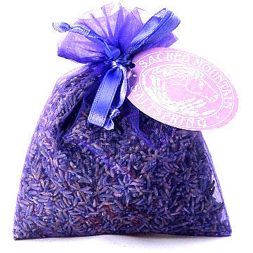 Organic Lavender Medium Sachet - Side Street Studio