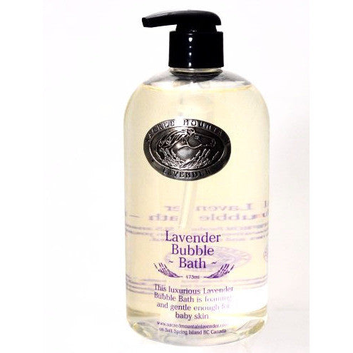 LAVENDER SHOWER GEL - Side Street Studio