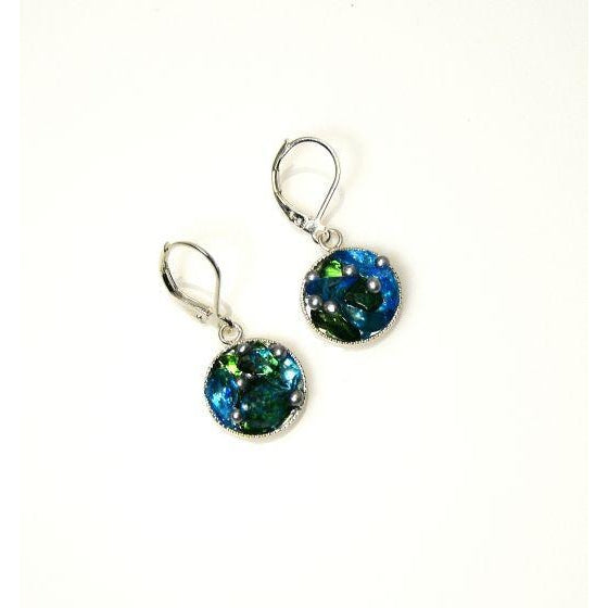 SPINDRIFT MOSAIC EARRINGS