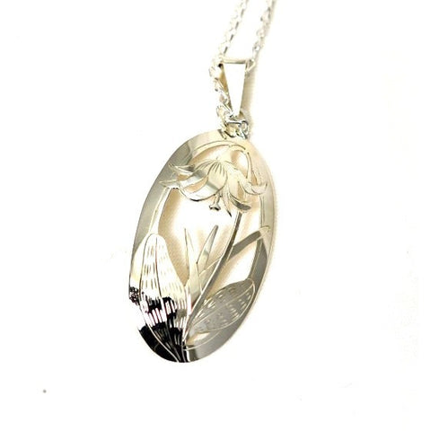 FAWN LILY PENDANT - Side Street Studio