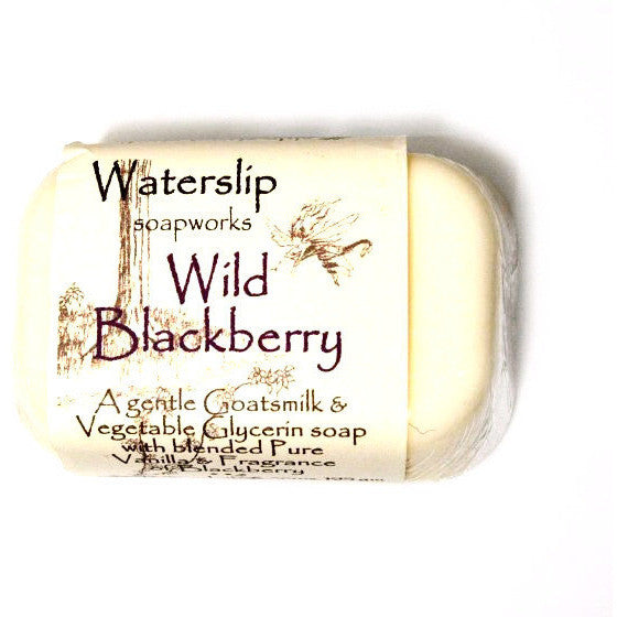 WILD BLACKBERRY SOAPBAR - Side Street Studio