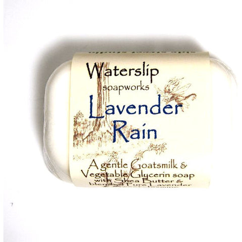 LAVENDER RAIN SOAP BAR - Side Street Studio