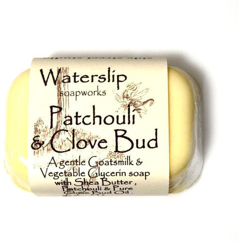 PATCHOULI AND CLOVE BUD SOAPBAR - Side Street Studio