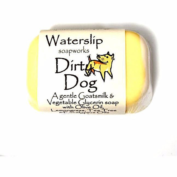 DIRTY DOG NATURAL SOAP BAR - Side Street Studio