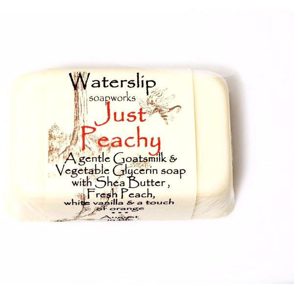JUST PEACHY SOAP - Side Street Studio