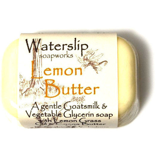 LEMON BUTTER SOAP - Side Street Studio
