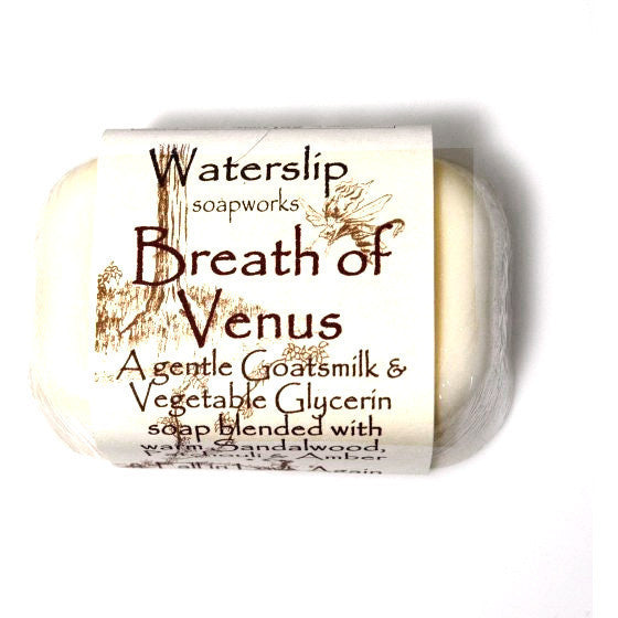 BREATH OF VENUS SOAP - Side Street Studio