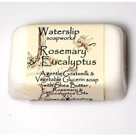ROSEMARY AND EUCALYPTUS SOAP
