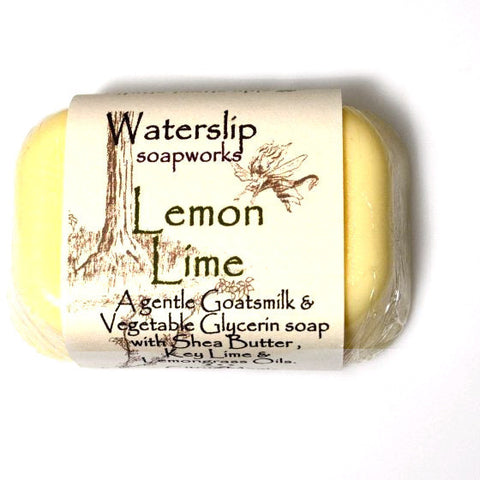 LEMON AND LIME SOAP - Side Street Studio