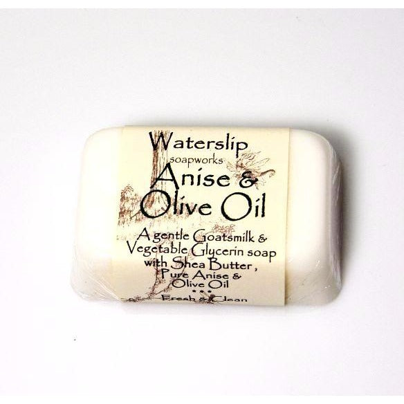 ANISE AND OLIVE OIL SOAP