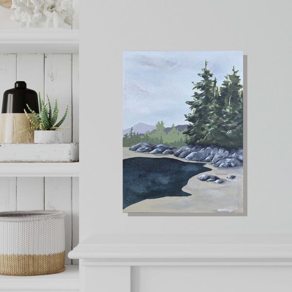 Original Acrylic Paintings - Wild Pacific