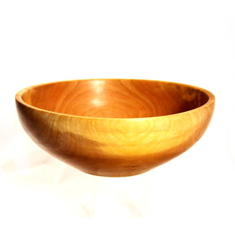 HAWTHORN WOOD SALAD BOWL - Side Street Studio