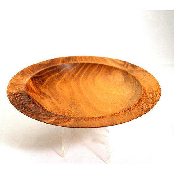 LOCUST WOOD BOWL - Side Street Studio