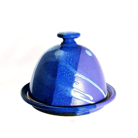 BUTTER BELL - PURPLE AND BLUE - Side Street Studio - 1