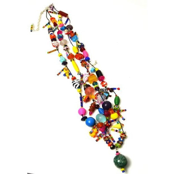 JUNGLE JIVE NECKLACE