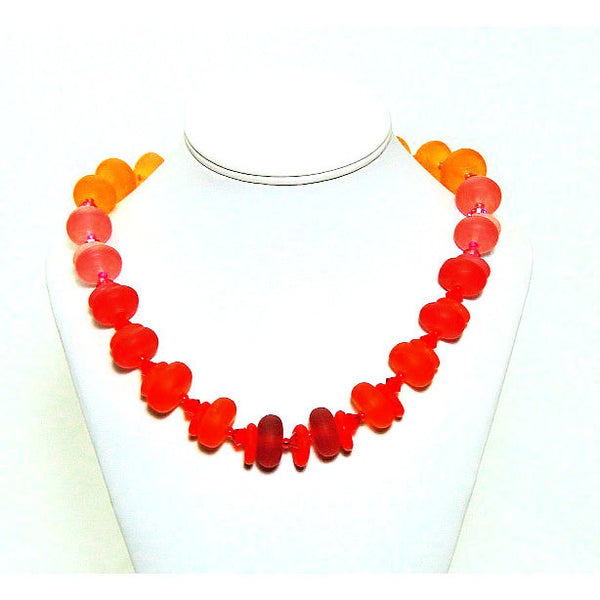 SUMMER HEAT NECKLACE - Side Street Studio