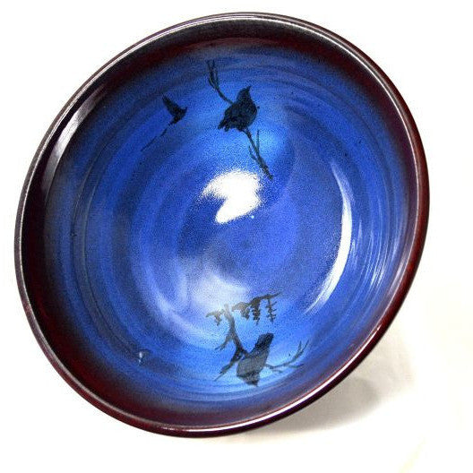 CROW DESIGN SERVING BOWL - Side Street Studio