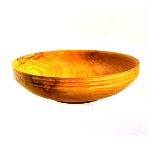 BEECH WOOD BOWL - Side Street Studio