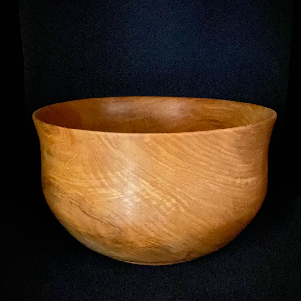 Heartwood Studios Curly Maple Bowl